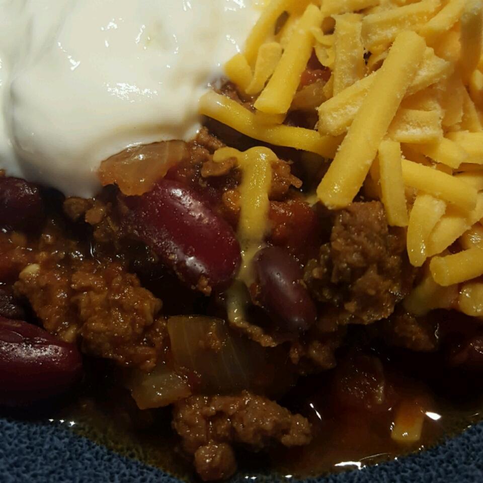 Chipotle and Chorizo Chili