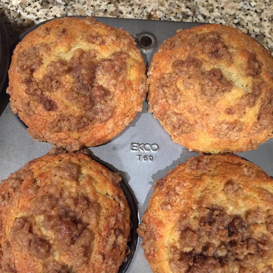 Banana Crumb Muffins noori817