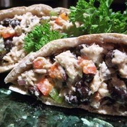 Julian's Festive Tuna Salad MaLizGa