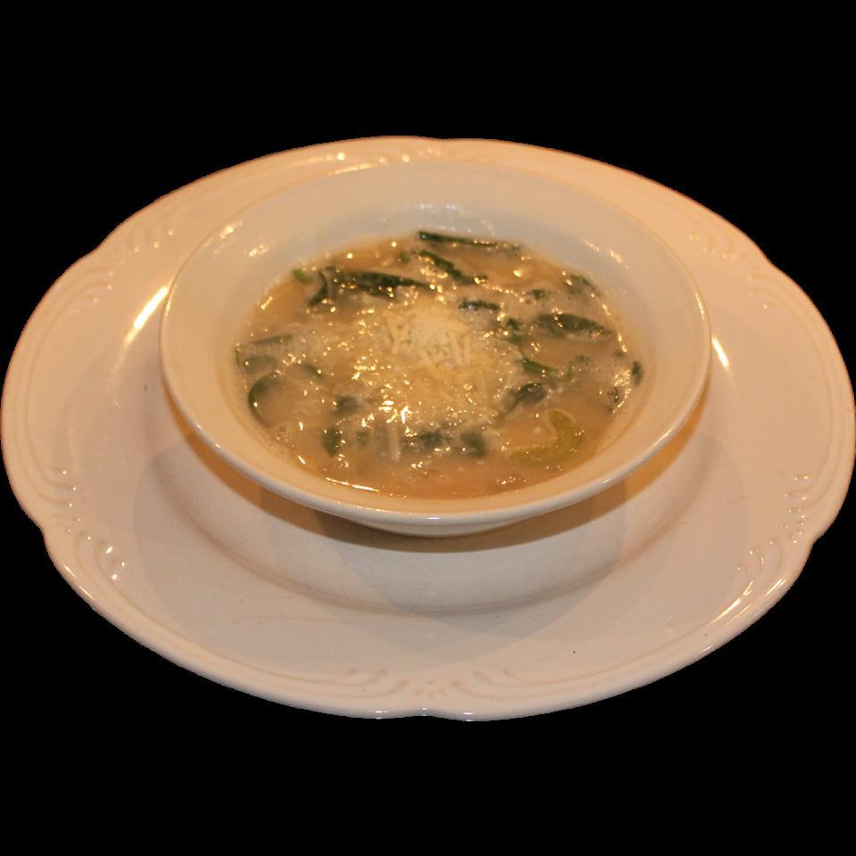 Creamy Italian White Bean Soup Chef AidF