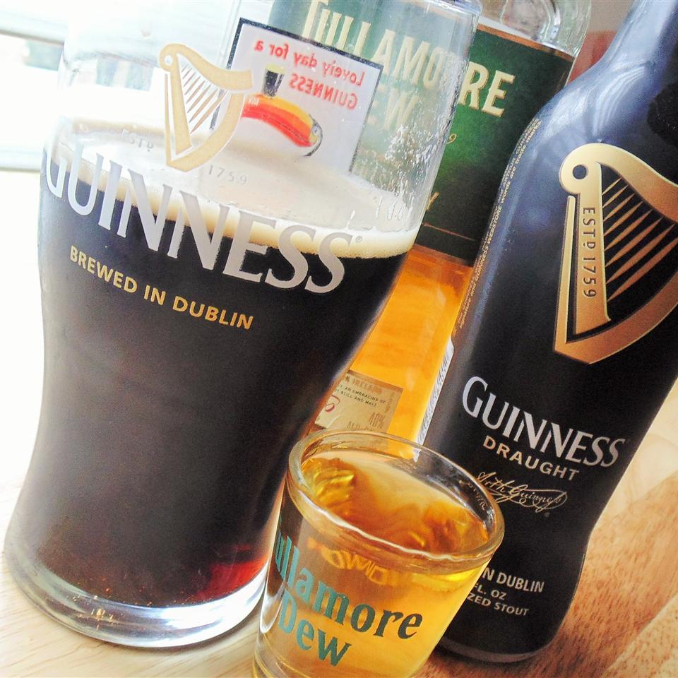 Irish Stout with Whiskey