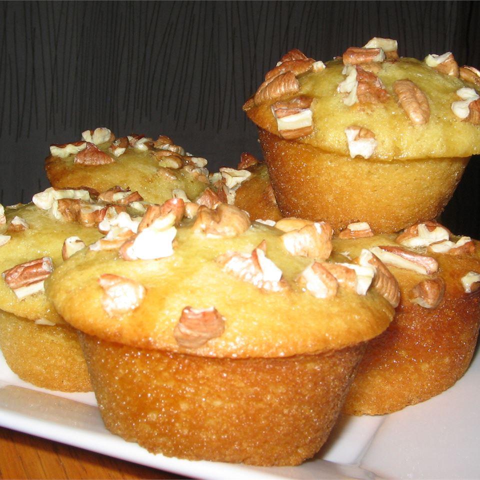 Butter Tart Muffins with Raisins