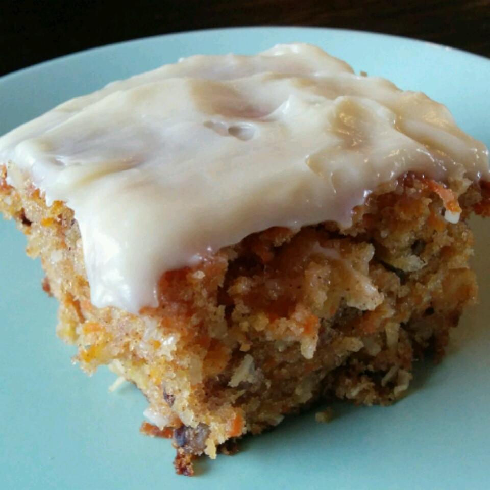 Sister Beth's Carrot Cake Tannis