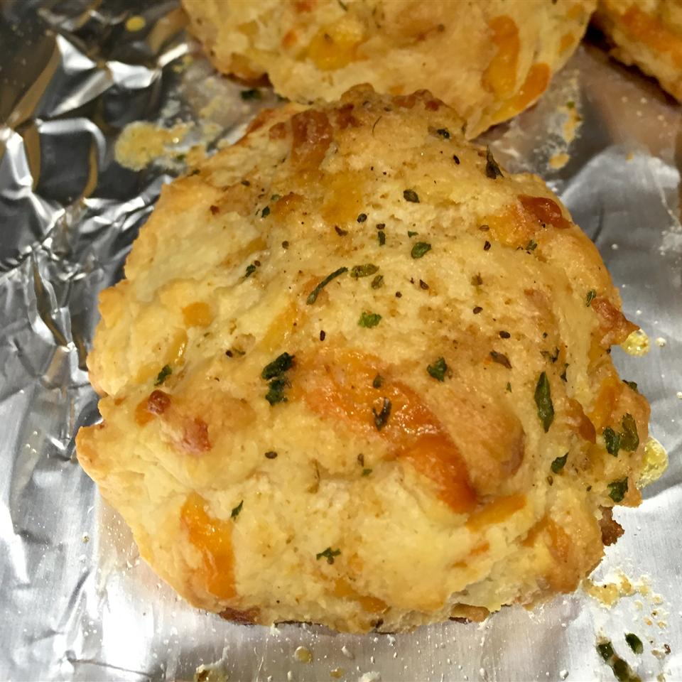 Cheddar Biscuits with OLD BAY® Seasoning Jessica