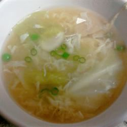 Corn and Egg Flower Soup Knowyourplace