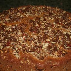 Chocolate Pear Spice Cake TLC