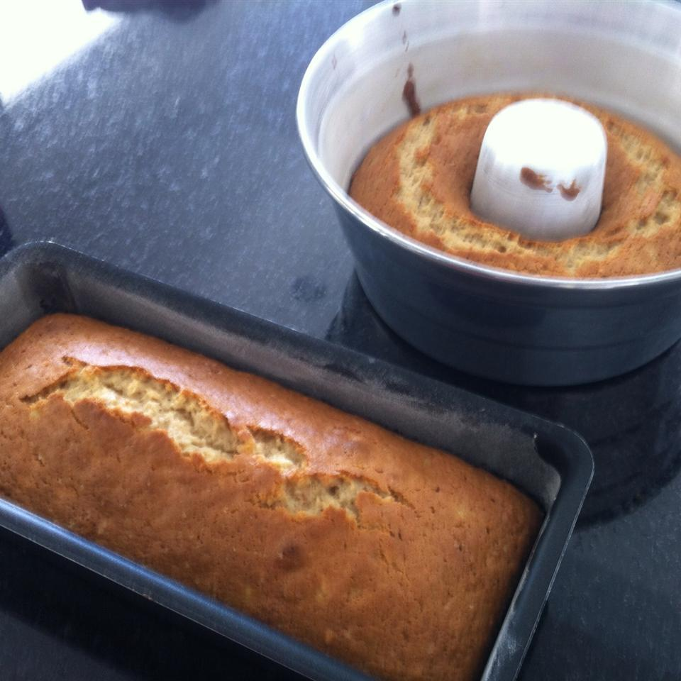 Sweet Potato Bread I