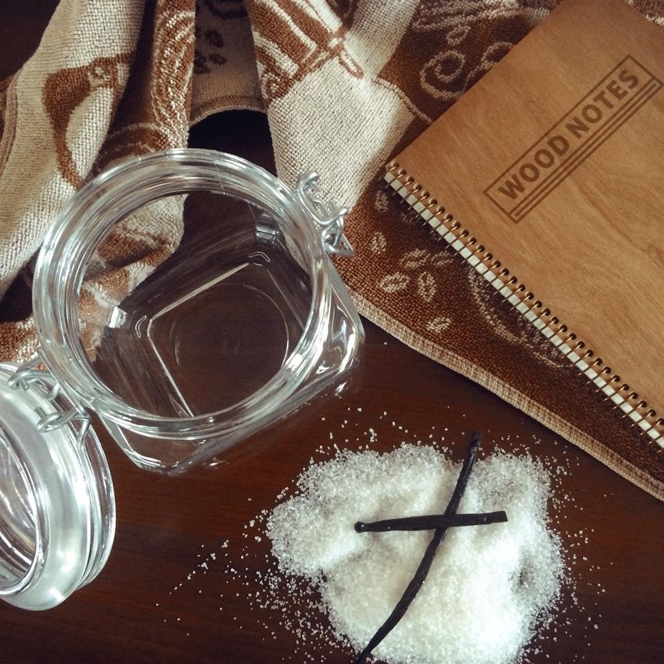 Vanilla Sugar Maria Filiptsova