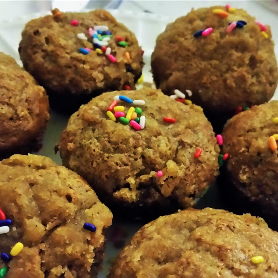 Banana Crumb Muffins AAandNA