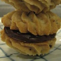 Chocolate Chip Shortbread Cookies II