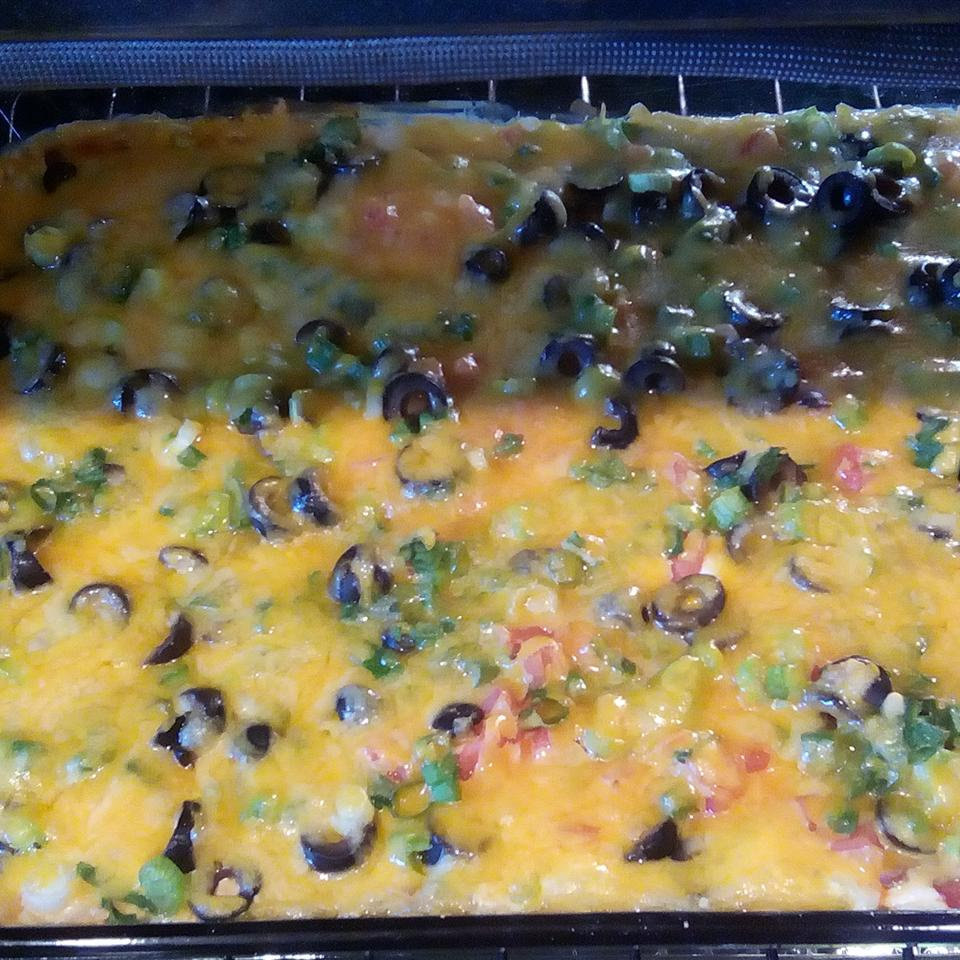 Easy Mexican Casserole Theresa Campbell-Wallace