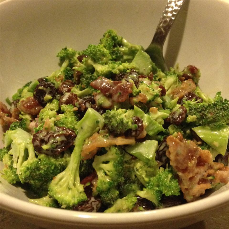 Broccoli Salad II Lori J. Sikes