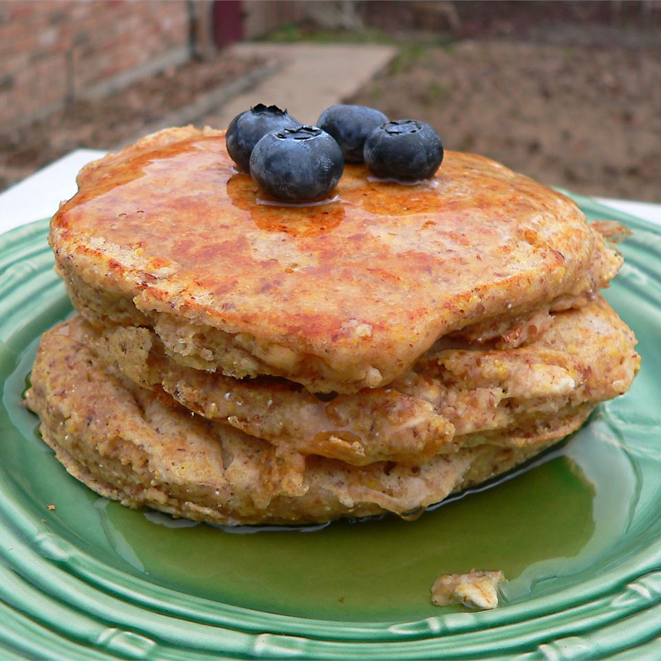 Whole Grain Pancakes