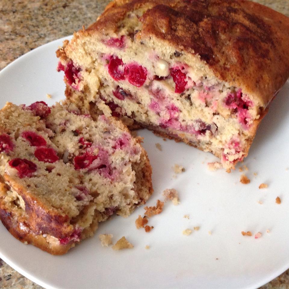 Cranberry Nut Bread I