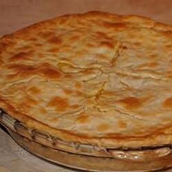 luscious chicken pot pie recipe