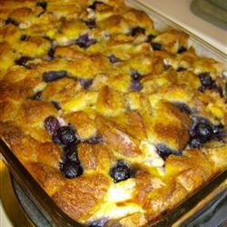 Blueberry French Toast Samantha Peters Clough