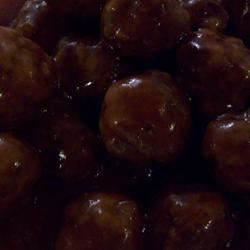 Sweet and Sour Meatballs in Oven M. Goldman