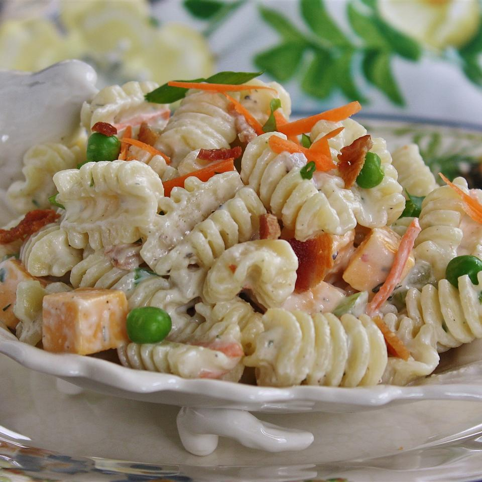 Ranch, Bacon, and Parmesan Pasta Salad naples34102