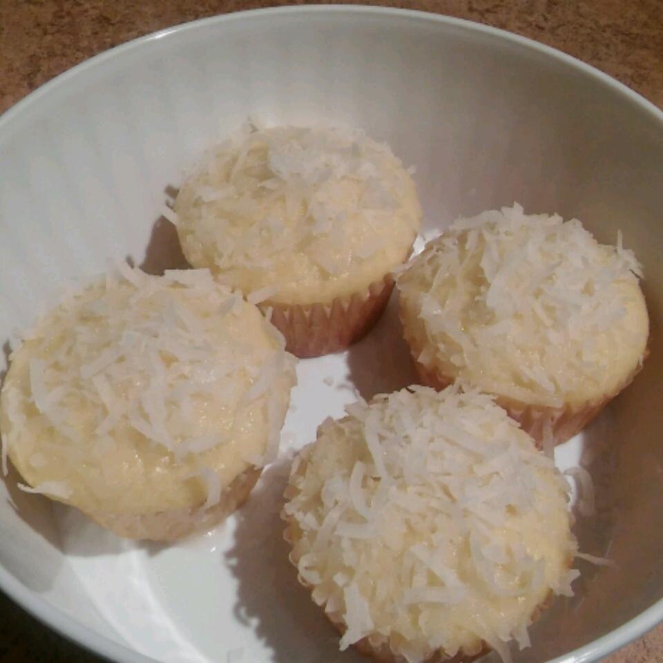 Yummy Lemon Coconut Loaf