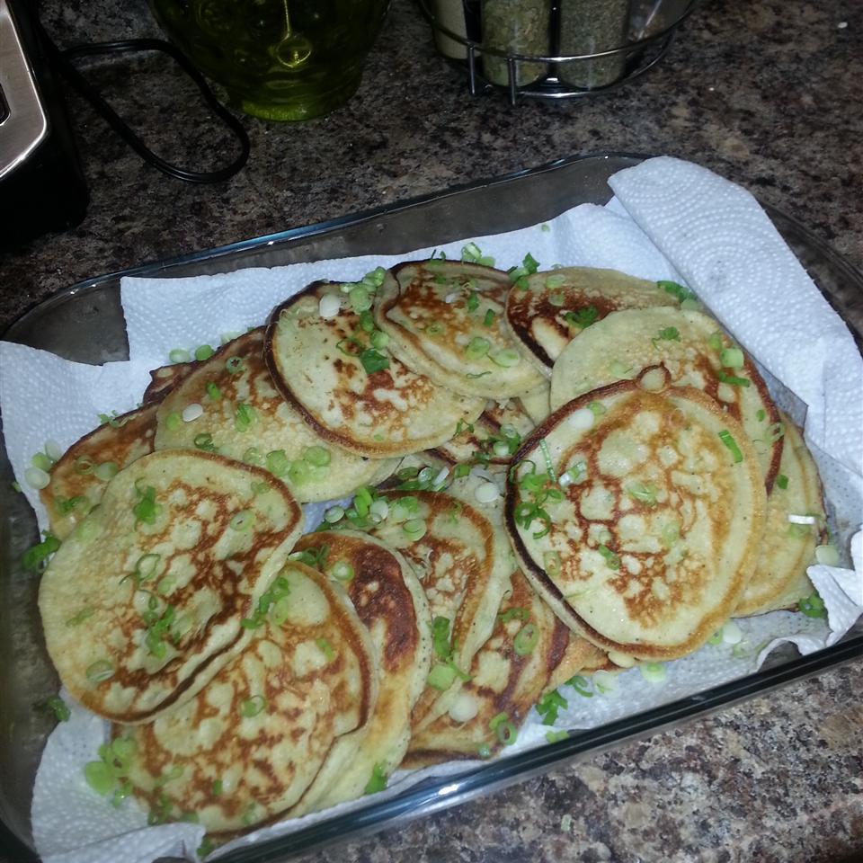 Ellen Szaller's Mashed Potato Pancakes Sonni