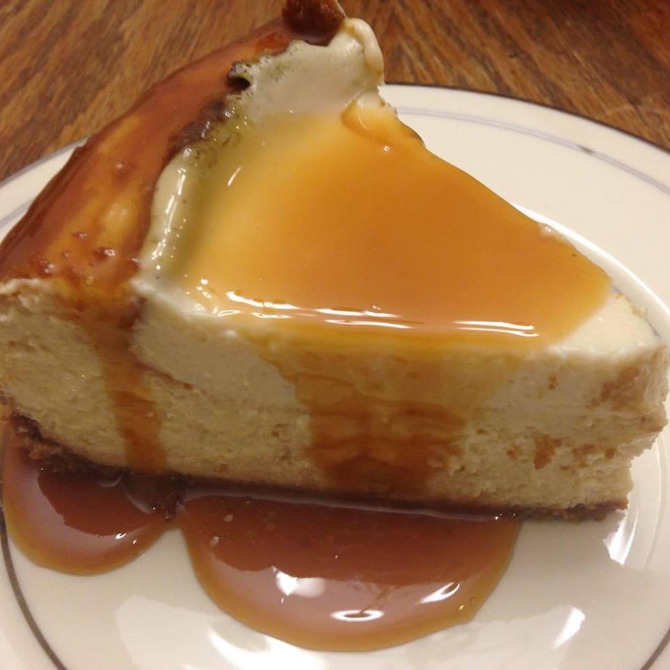 Irish Cream Cheesecake annaflorren