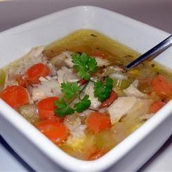 Chicken Soup III SHORECOOK