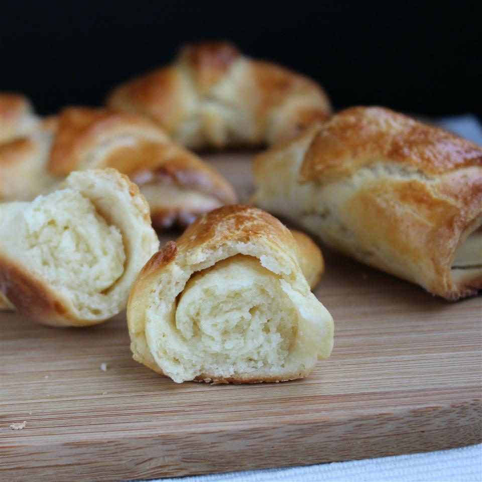 Gluten-Free Crescent Rolls