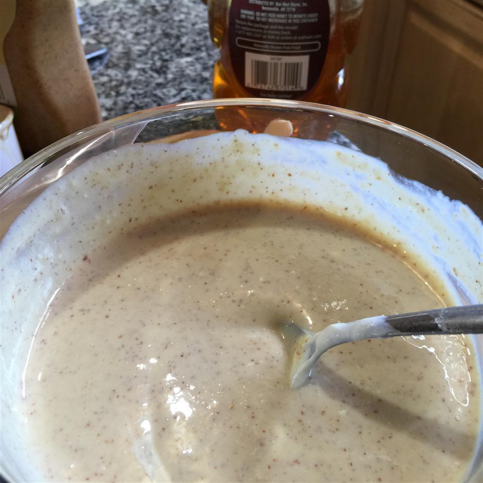 Non-fat Honey Mustard Dressing Maria Farley