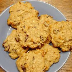 Oatmeal Raisin Cookies II Sheri S.
