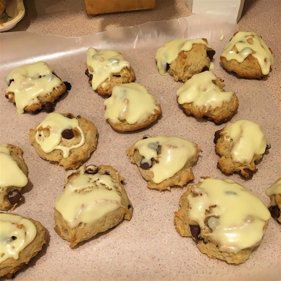 Banana Cake Cookies krusti40
