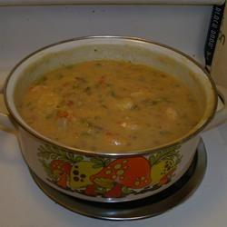 Crawfish Etoufee with Cream of Mushroom KarmaCamille426