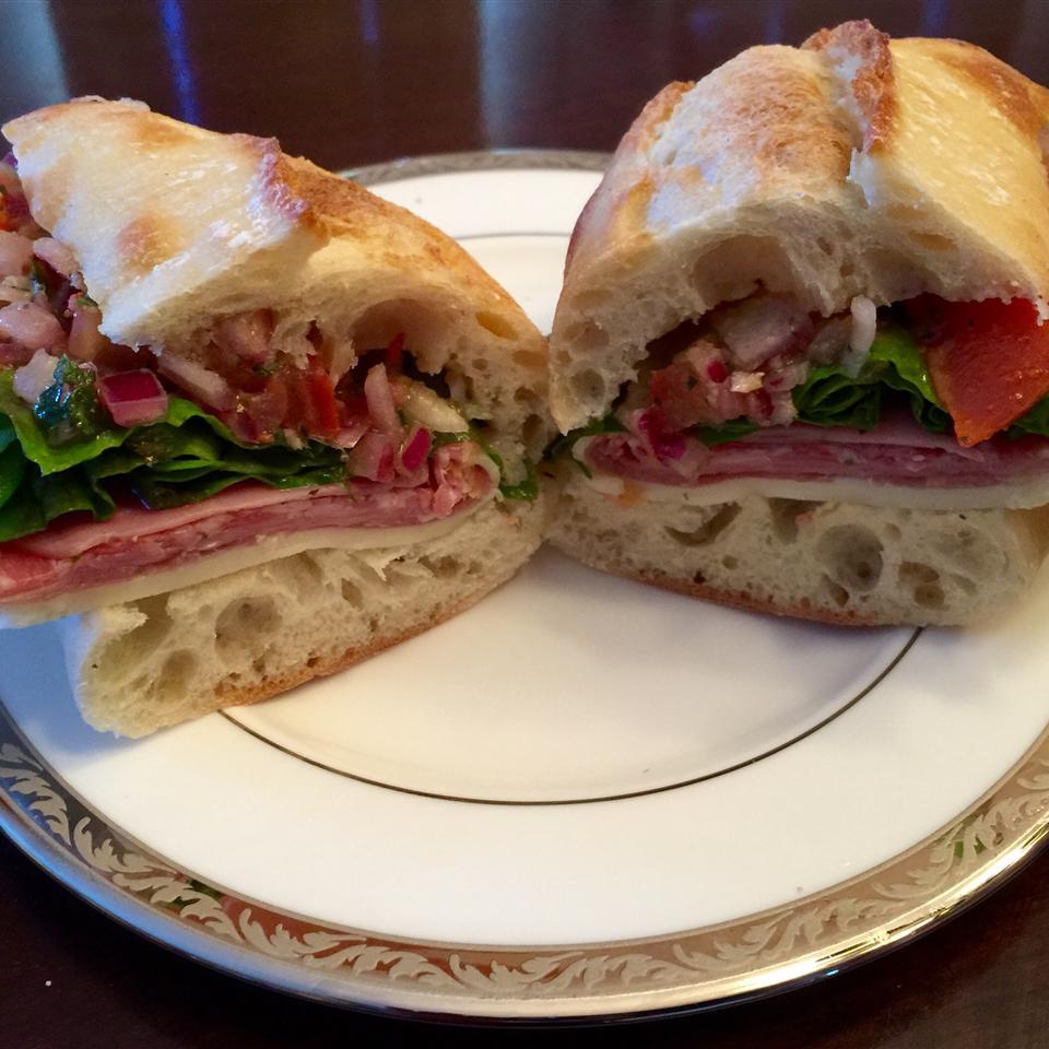 Italian Subs - Restaurant Style dslade