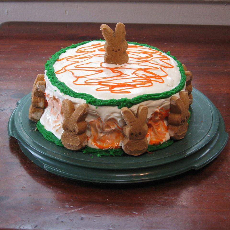 Carrot Cake V