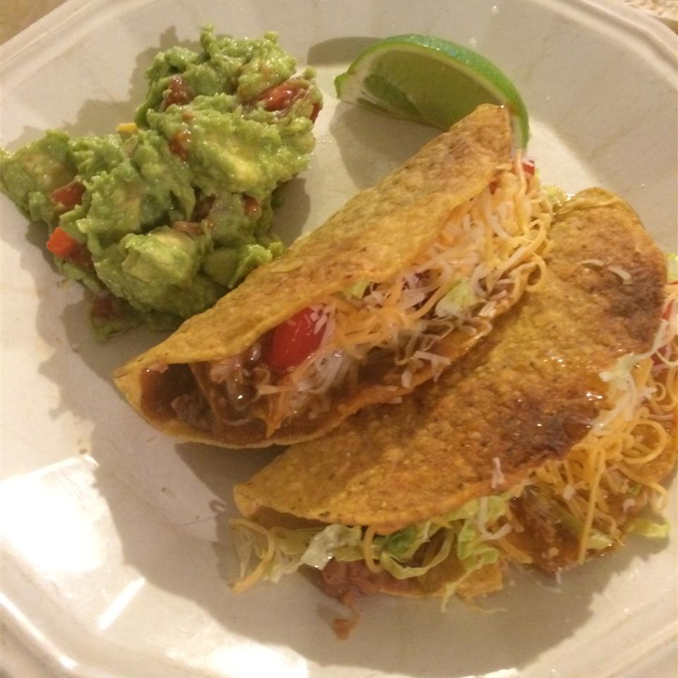 Beer-Braised Chicken Tacos
