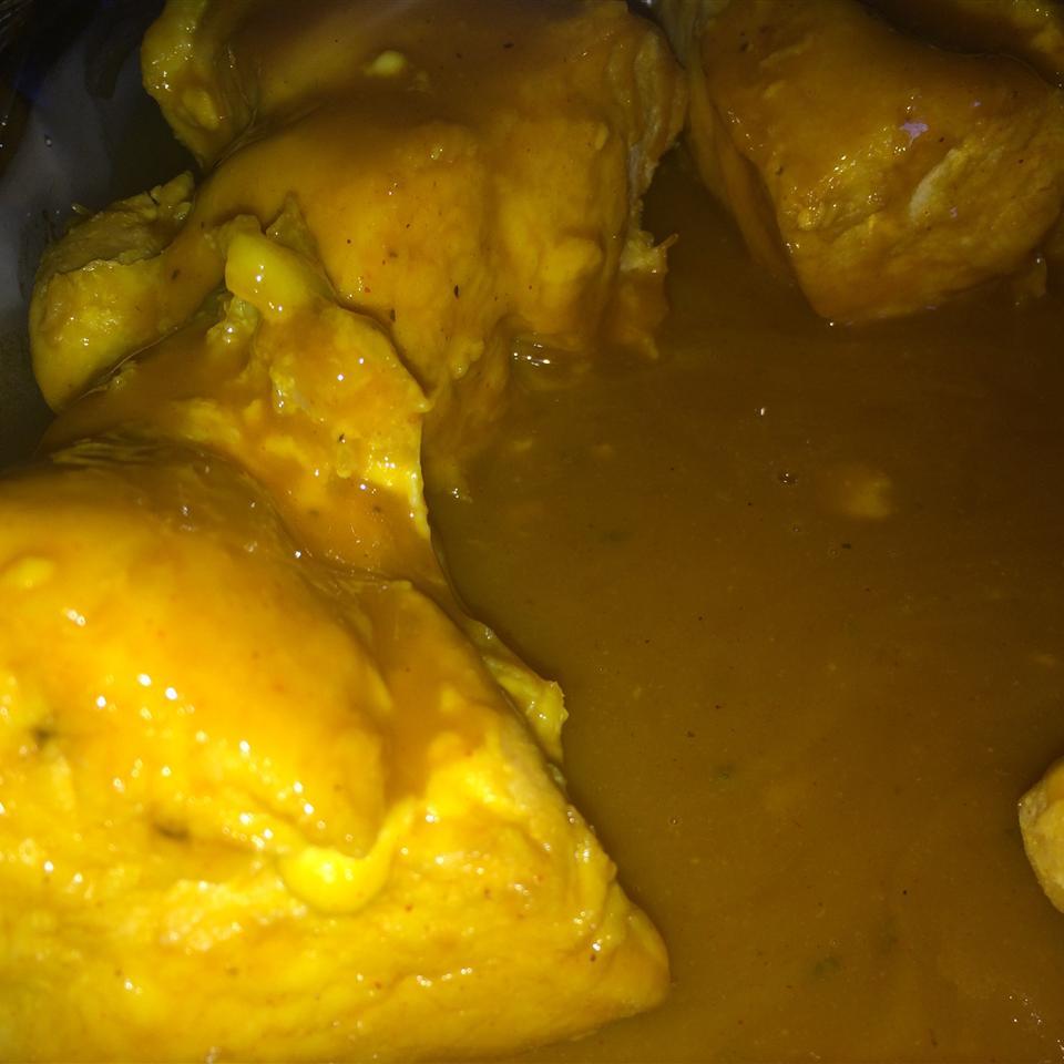 Baked Honey Mustard Chicken alexissalyers