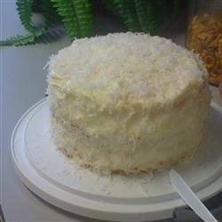 Fresh Coconut Cake Food Security