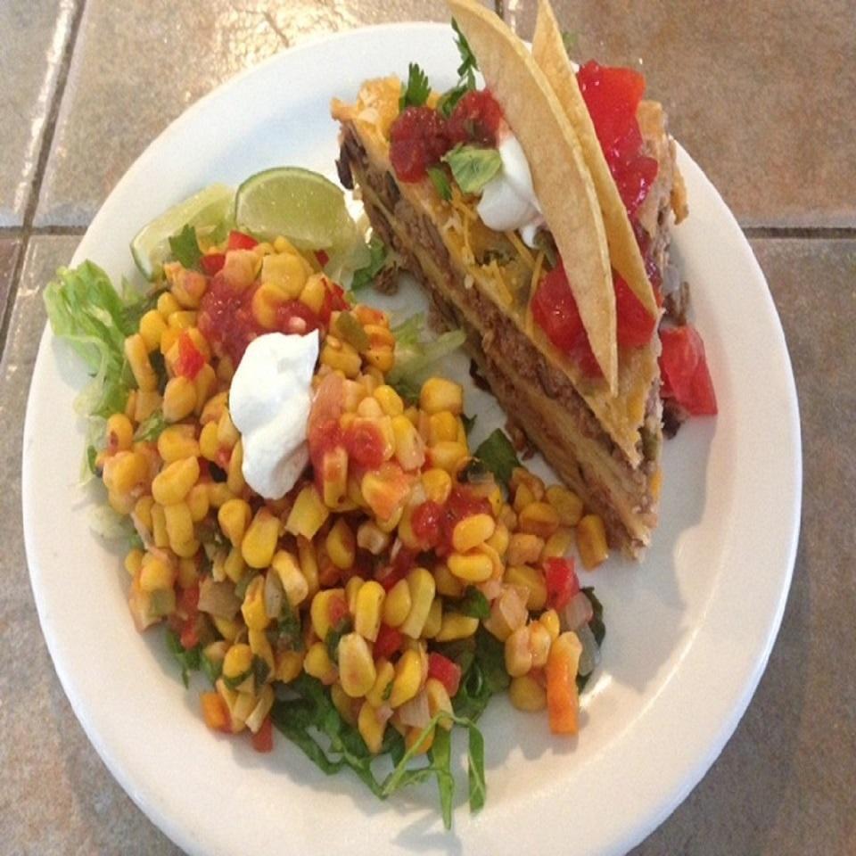 Mexican Corn Salad Kaleo