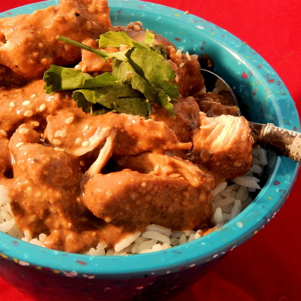 Chicken in Mole Sauce