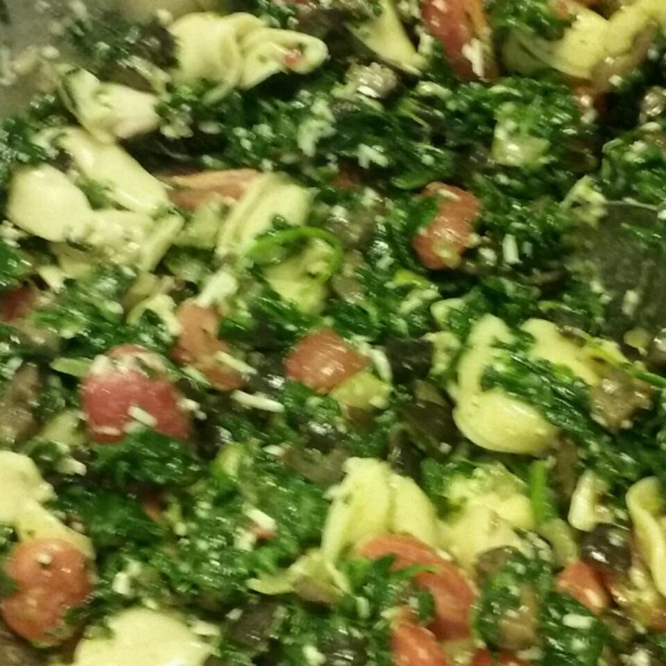 Spinach and Tortellini Salad ktmf