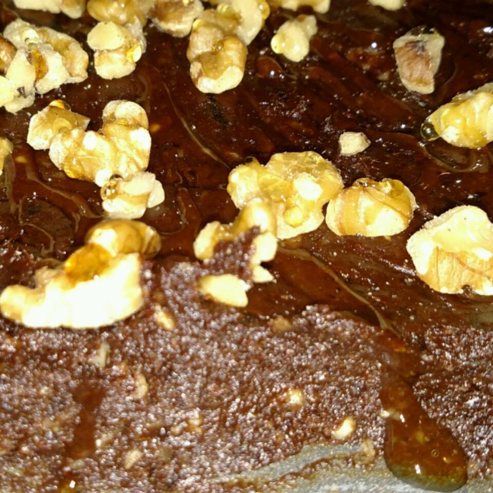 Raw Vegan Brownies
