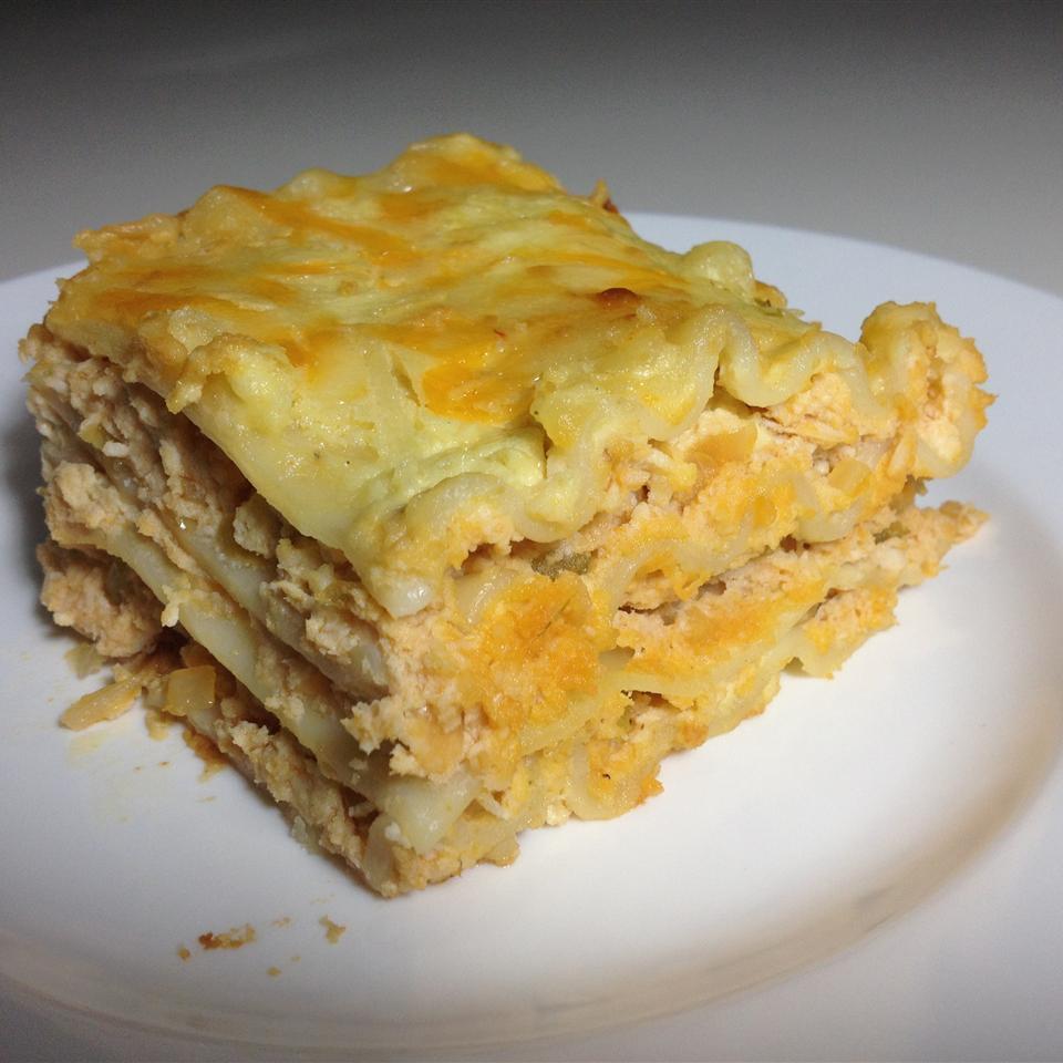 Buffalo Chicken Lasagna COOKING66