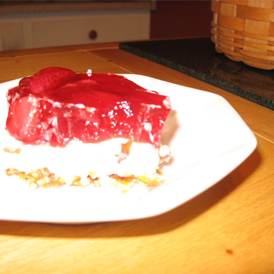 Strawberry Pretzel Salad Pam Ward