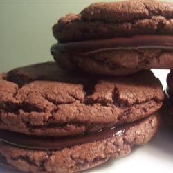 Chocolate Sandwich Cookies II sugarbean