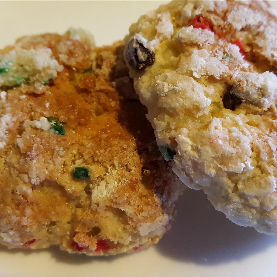 Gooey Butter Cookies