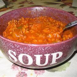 Stuffed Pepper Soup II