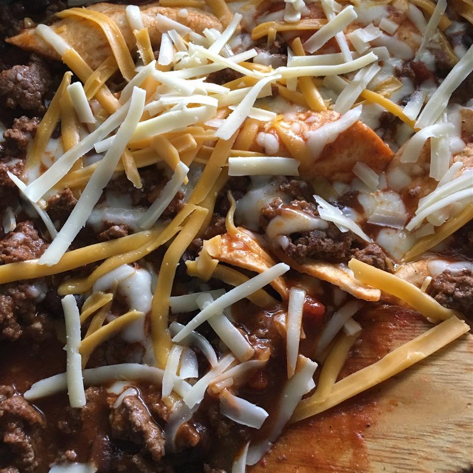 Quick-Fix Beef Burrito Skillet Islandartist