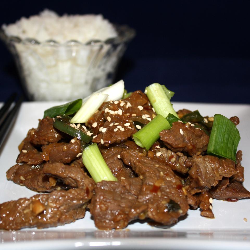 Easy Bulgogi (Korean BBQ Beef)