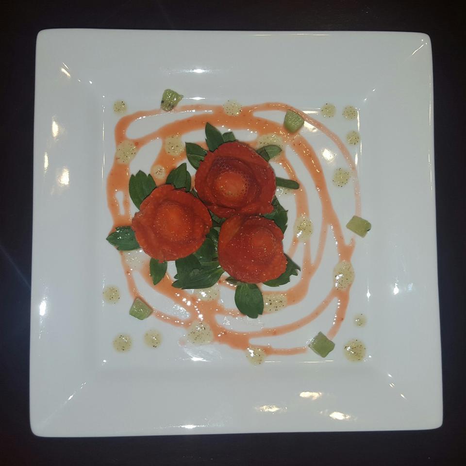 Strawberries with Balsamic Vinegar KellyDB