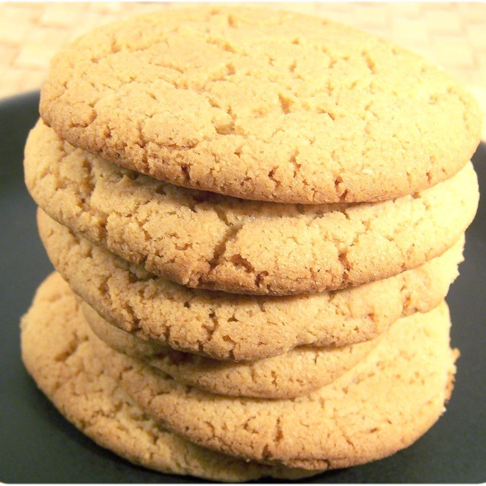 Perfect Cashew and Peanut Butter Gluten-free Cookies SunFlower