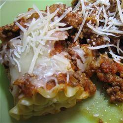 Lasagna Roll-Ups Karen Packer